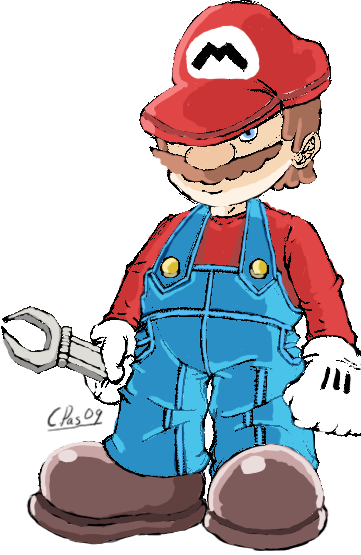 it__s_a_him_Short_Plumber_man_by_xacuchina