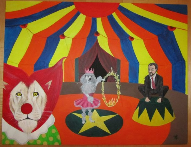 surreal_circus_by_nolyemi-d59mnqc