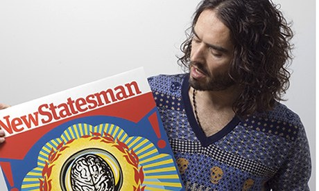 Russell Brand's New Statesman guest edit