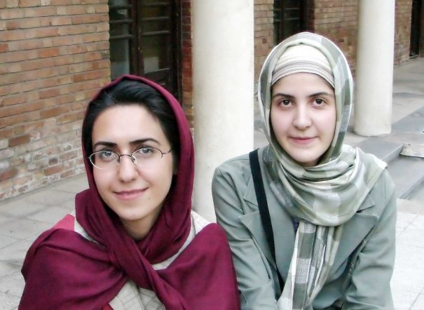 Two_young_women_of_Iran