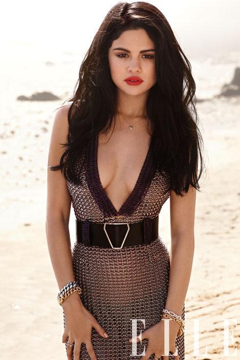Selena Gomez Revealing